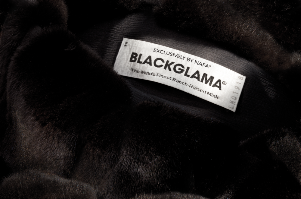 Verify the BLACKGLAMA® Label